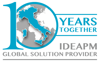 IdeaPM Global Solution Provider 10 years together